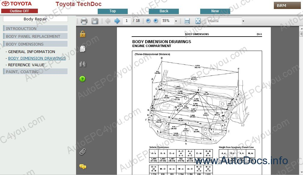 Manual 2000 Land Cruiser Prado Electrical Diagram Service Manual