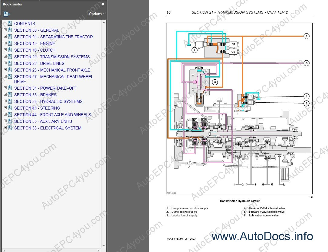 hight resolution of new holland schematic