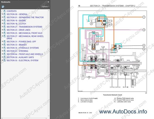 small resolution of new holland schematic