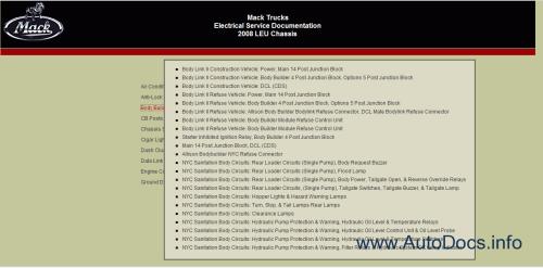 small resolution of mack trucks electrical service documentation 1 mack trucks electrical service documentation 2