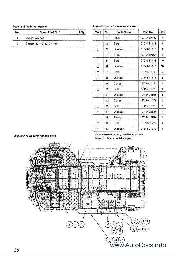 Komatsu WD900-3 Wheel Dozer Shop Manuals PDF