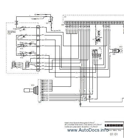 Liebherr LR 622 632 622B 632B CRAWLER DOZER Repair Manual