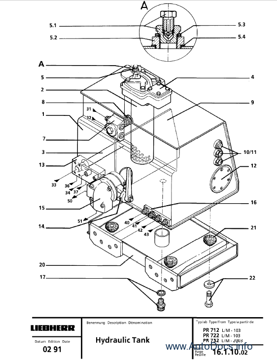 Download Liebherr PR712-752 Litronic 2 Crawler Dozers PDF