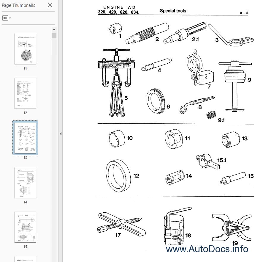 Case Cs100 Cs110 Cs120 Cs130 Cs150 Tractors PDF Repair Manual