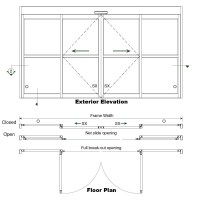 Floor Plans With Sliding Doors