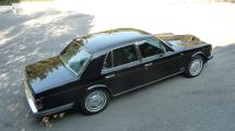 Bentley Mulsanne 1989 Chez Autodrome Cannes