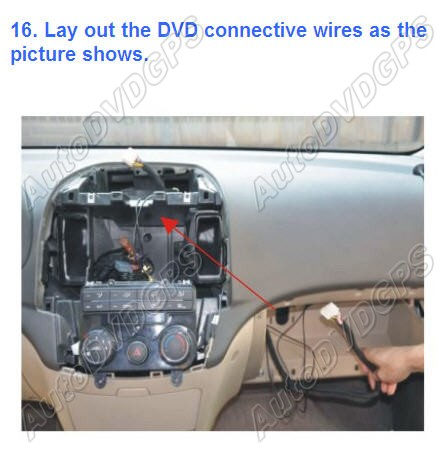 ford fiesta wiring diagram whelen lightbar how to install car stereo on hyundai i30 oem navigation system step