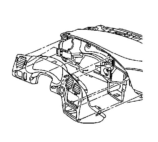 2000-2005 Monte Carlo Instrument Cluster Removal Instructions