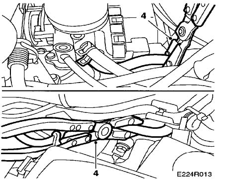SAAB 9-3 & 9-5 Throttle Body Removal Instructions and Limp