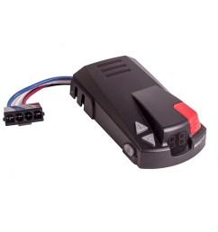 hopkins digital display agility 47294 caravan trailer electric brake controller [ 1600 x 1591 Pixel ]
