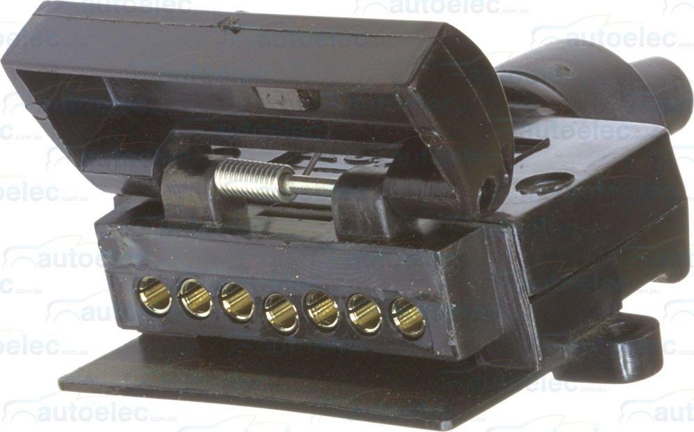 medium resolution of britax holden 7 pin flat trailer female