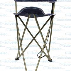 Compact Travel Beach Chairs Drop Leaf Kitchen Table And 2 Roman Anywhere Folding Stool Seat Steel