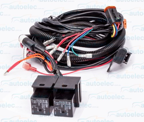 small resolution of lightforce genuine dual switch dual relay wiring harness fog light wiring harness kit blazer driving light wiring diagrams