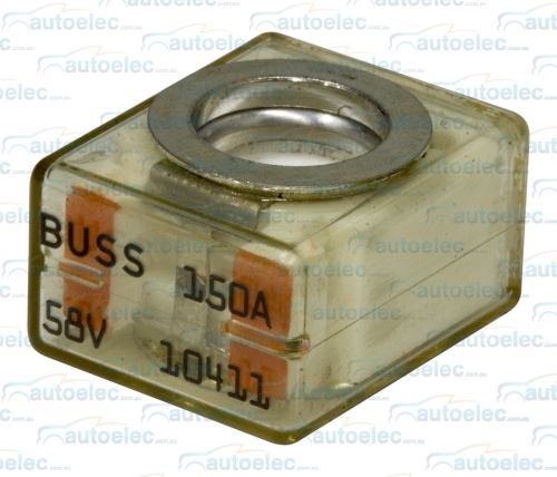 small resolution of battery 150a 150 amp fuse holder block kit 12 12v volt dual system box mrbf150
