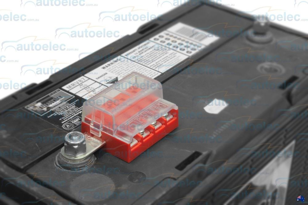 medium resolution of blue sea 5023 terminal battery mount fuse block