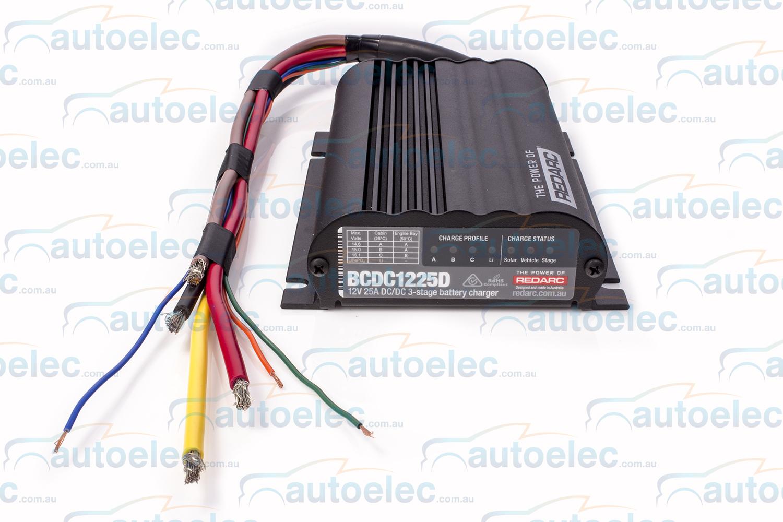 hight resolution of redarc bcdc1225d dual battery isolator