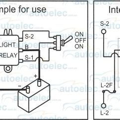 Narva Dual Battery Switch Wiring Diagram Riding Lawn Mower Dealers Twin Headlight Relay New Era 12 Volt 12v Nlr 132 30a
