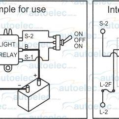 30a Relay Wiring Diagram 2002 Chevrolet Malibu Radio Twin Headlight New Era 12 Volt 12v Nlr 132