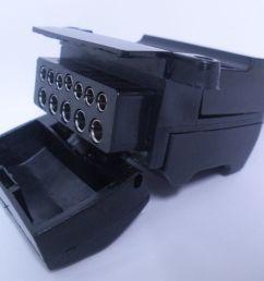 12 pin flat trailer socket connector car female caravan  [ 1280 x 960 Pixel ]