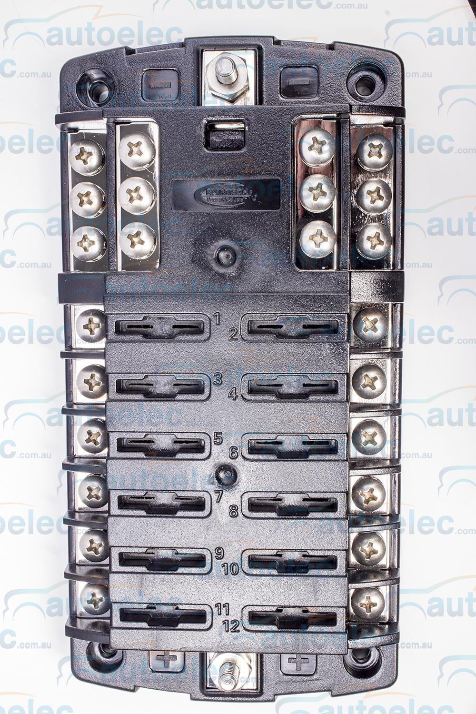 hight resolution of baintech 12 way fuse block