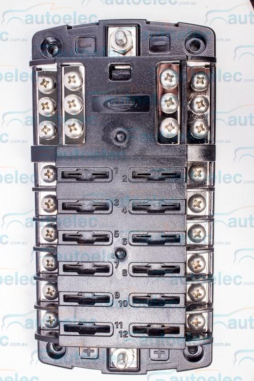 small resolution of baintech 12 way fuse block