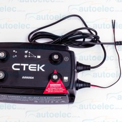 Wiring Diagram For Caravan Battery Charging Chevy Western Plow Ctek D250sa Dual Dc To Solar Charger 12v 12