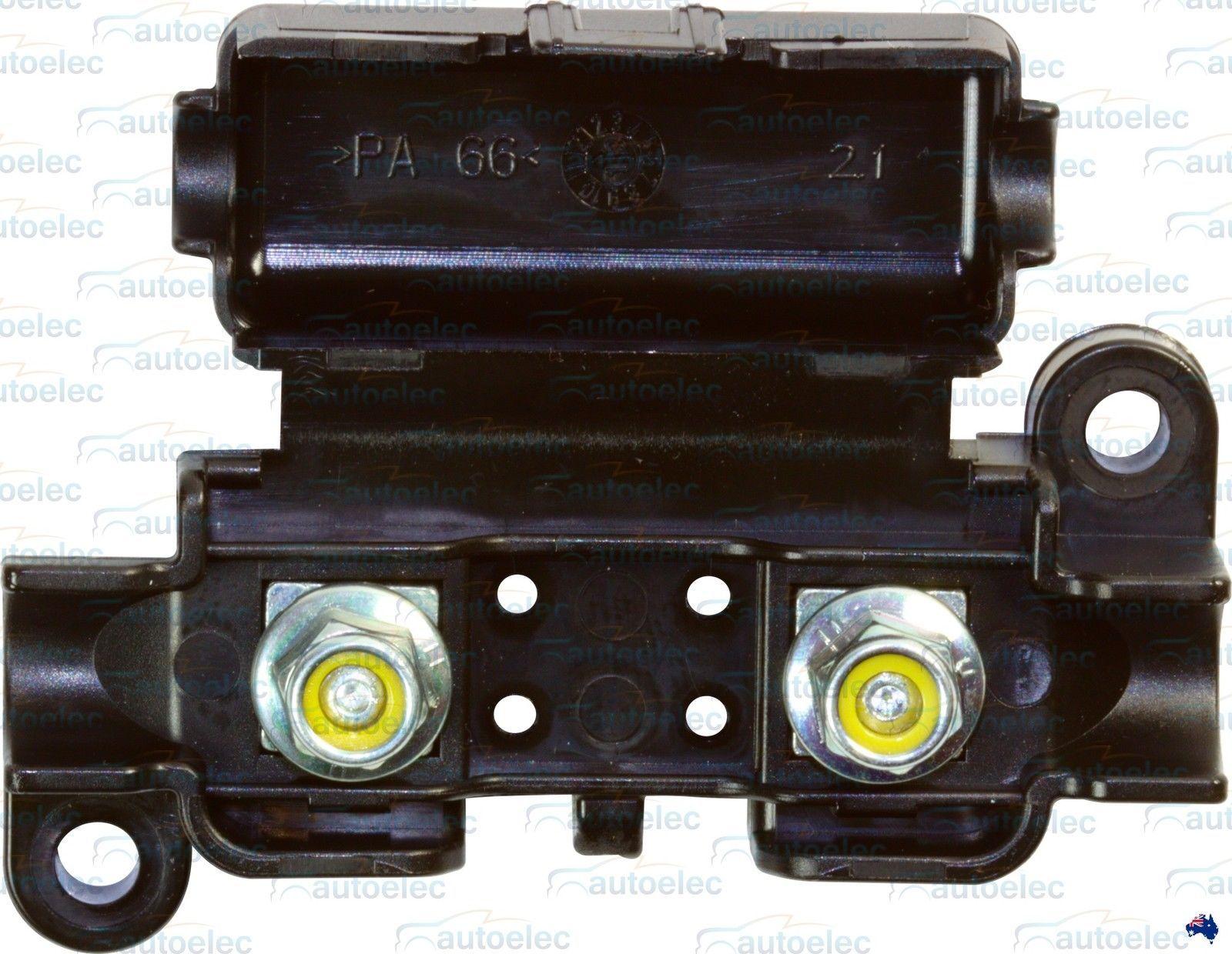 hight resolution of redarc 40a fuse holder kit suit bcdc1225 dual battery system fk40 redarc fuse boxes redarc 40a