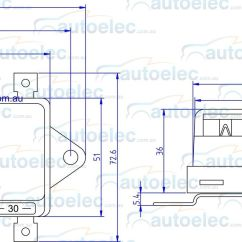 New Era Relay Wiring Diagram For Spotlights Pioneer Dxt X2669ui Twin Headlight 12 Volt 12v Nlr 132 30a