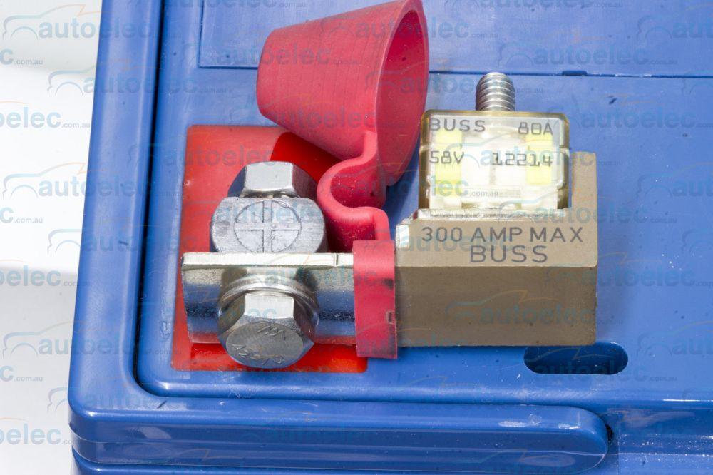 medium resolution of battery 80a 80 amp fuse holder block