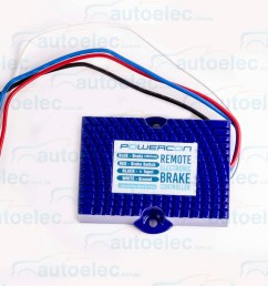 remote head mount 12v electric trailer brake controller  [ 1500 x 1000 Pixel ]