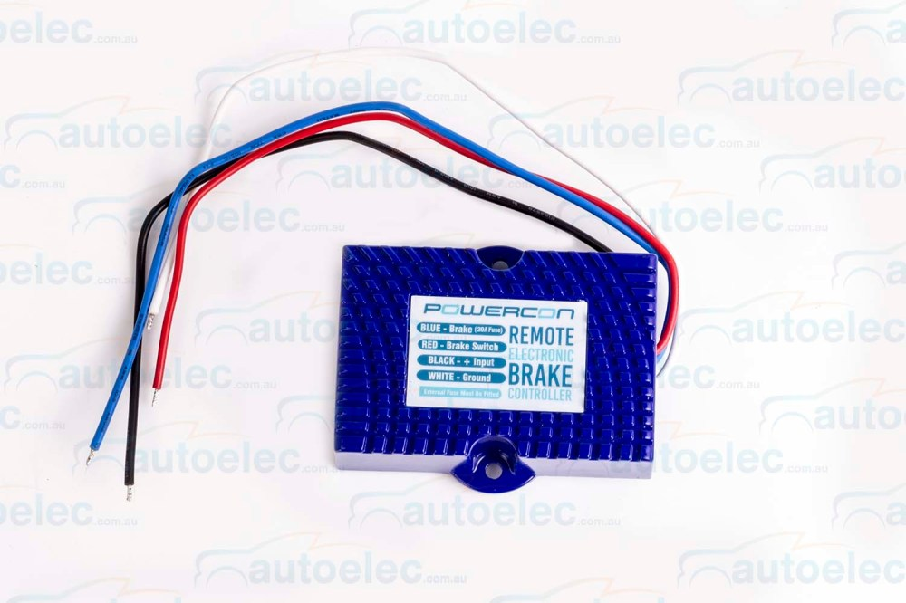 medium resolution of remote head mount 12v electric trailer brake controller