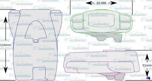 small resolution of tekonsha prodigy p3 electric h duty brake controller suit caravan trailer boat