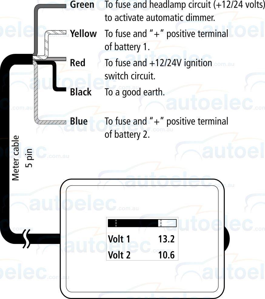 medium resolution of projecta dual battery