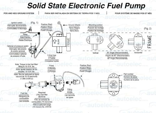 small resolution of facet fep42sv electric fuel