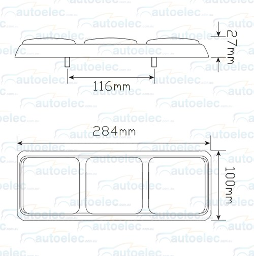 small resolution of new led combination rear tail stop indicator reverse lights lamps wiring hilux view