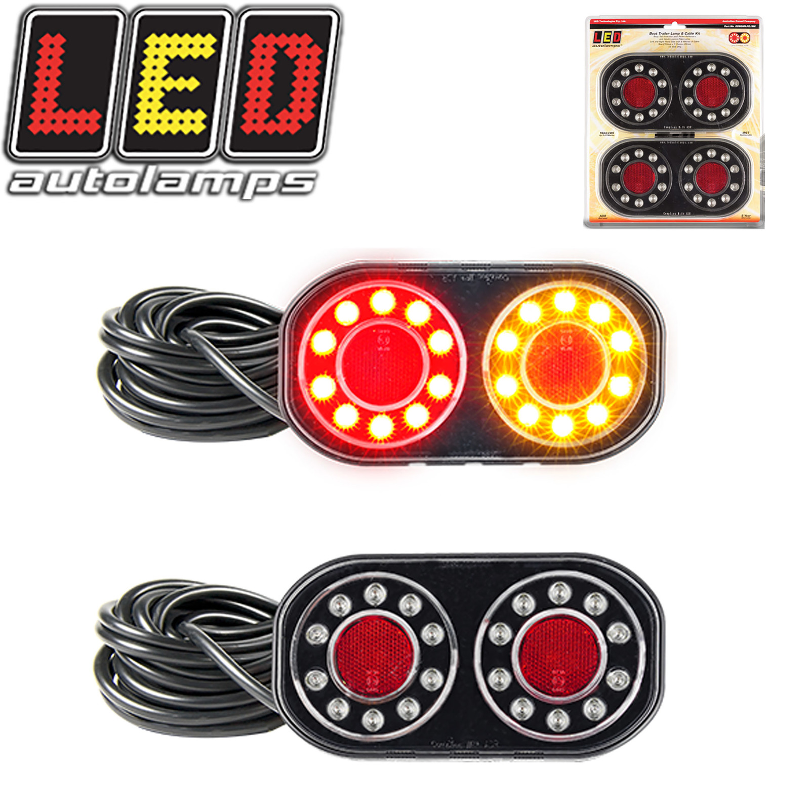 Led Drain Plug Lights