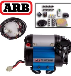 details about arb on board 87l 12v volt air compressor tyre tire 4wd 4x4 inflator ckma12 kit [ 1600 x 1600 Pixel ]