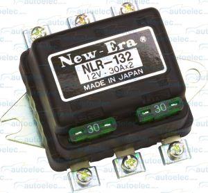TWIN HEADLIGHT RELAY NEW ERA 12 VOLT 12V NEW NLR132 30A 30 AMPS