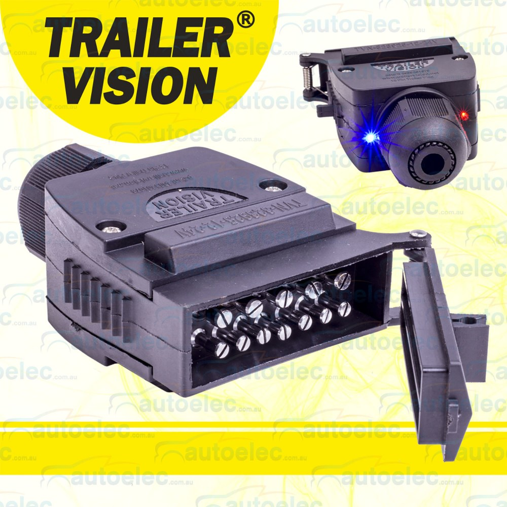 medium resolution of subscribe to our newsletter home electrical parts cabling trailer vision 12 pin