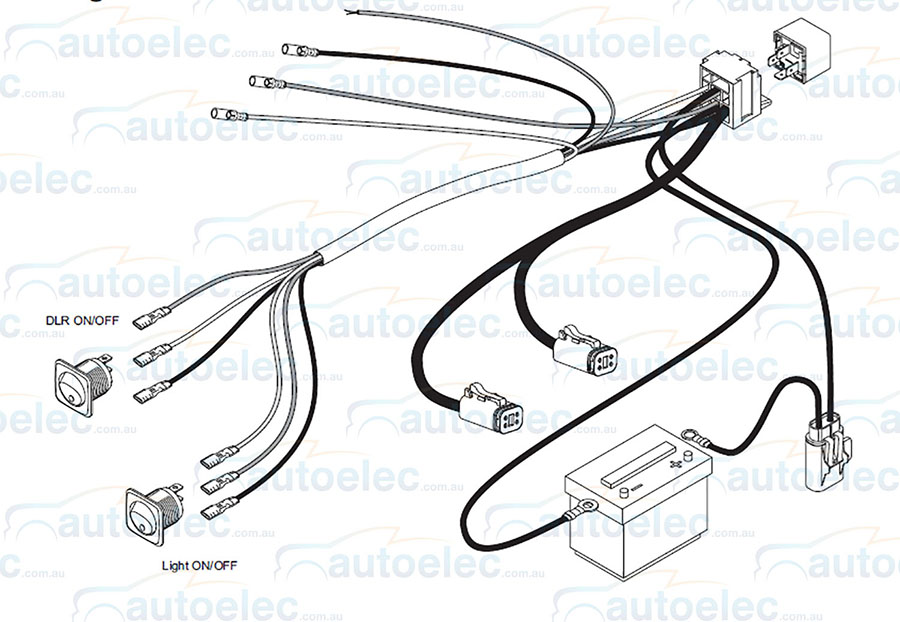 wiring harness installation cost