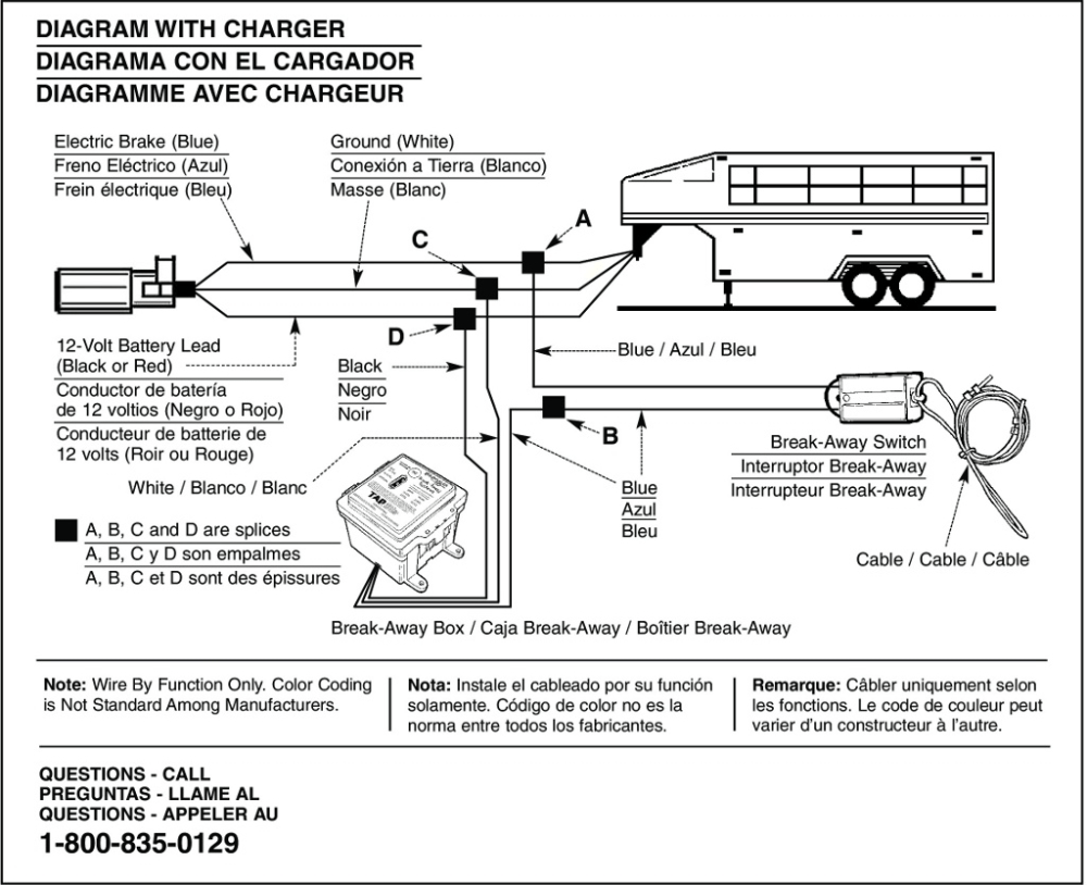 medium resolution of break away hopkins breakaway system electric brake caravan trailer tap breakaway system wiring diagram breakaway wiring diagram