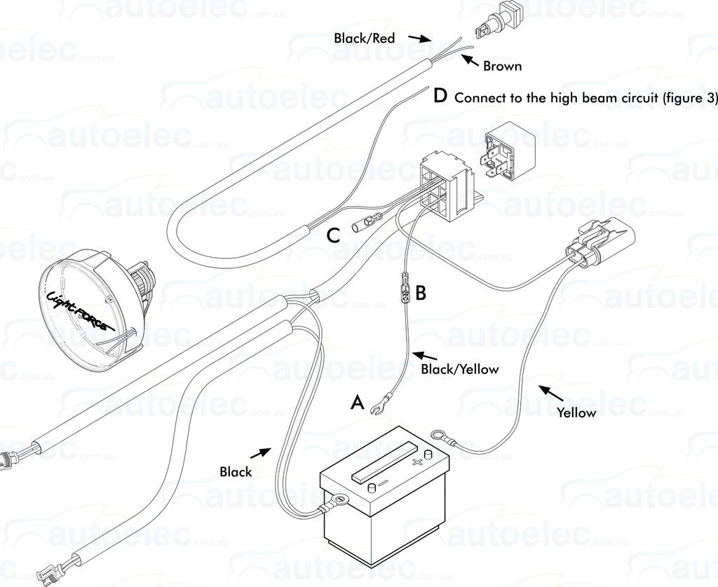 hight resolution of handheld spotlight wiring diagram