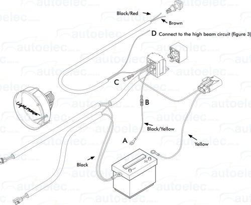 small resolution of handheld spotlight wiring diagram