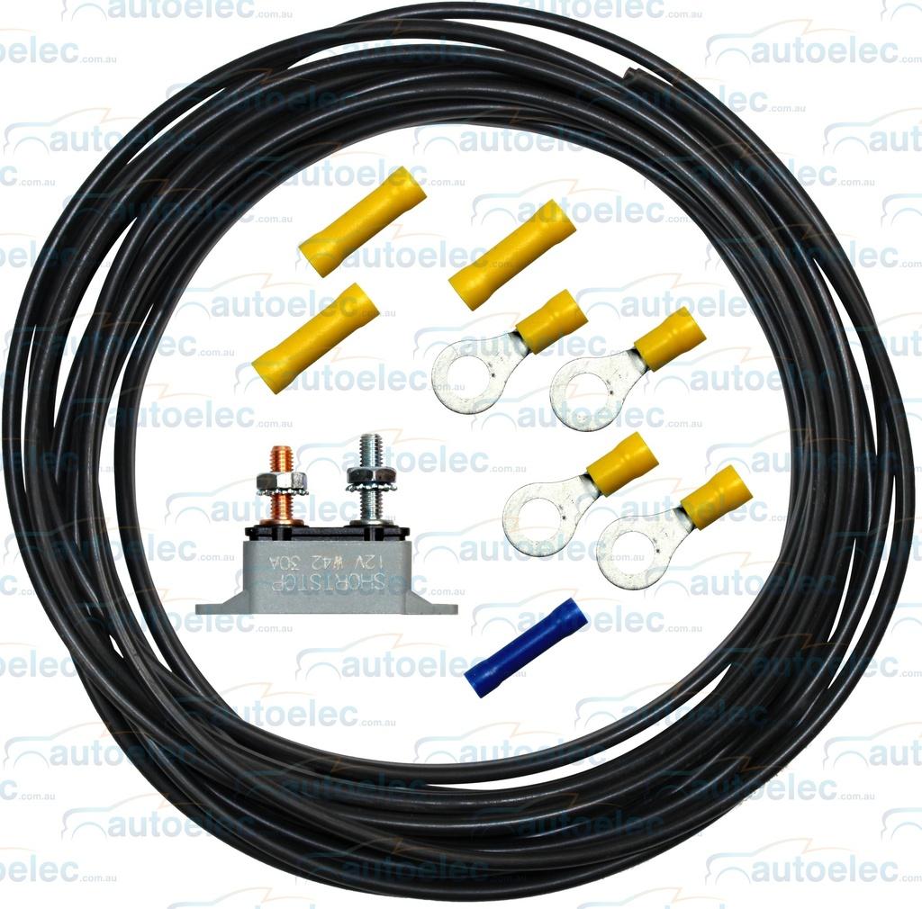hight resolution of trailer electric brake controller hopkins 47294 universal vehicle wiring kit