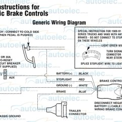 Wiring Diagram For Trailer Brake Controller 2000 Chrysler Sebring Electric Tekonsha Primus Iq +
