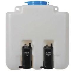 Windscreen Washer Pumps, Bottles & Components