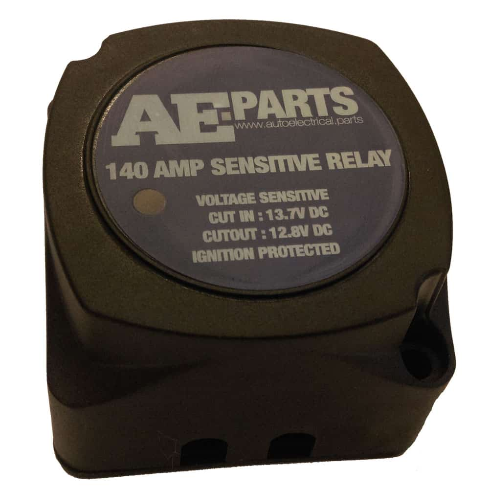Aep vsr140 140 amp voltage sensitve split charge relay aerts aep 140 amp split charge relay cheapraybanclubmaster Image collections