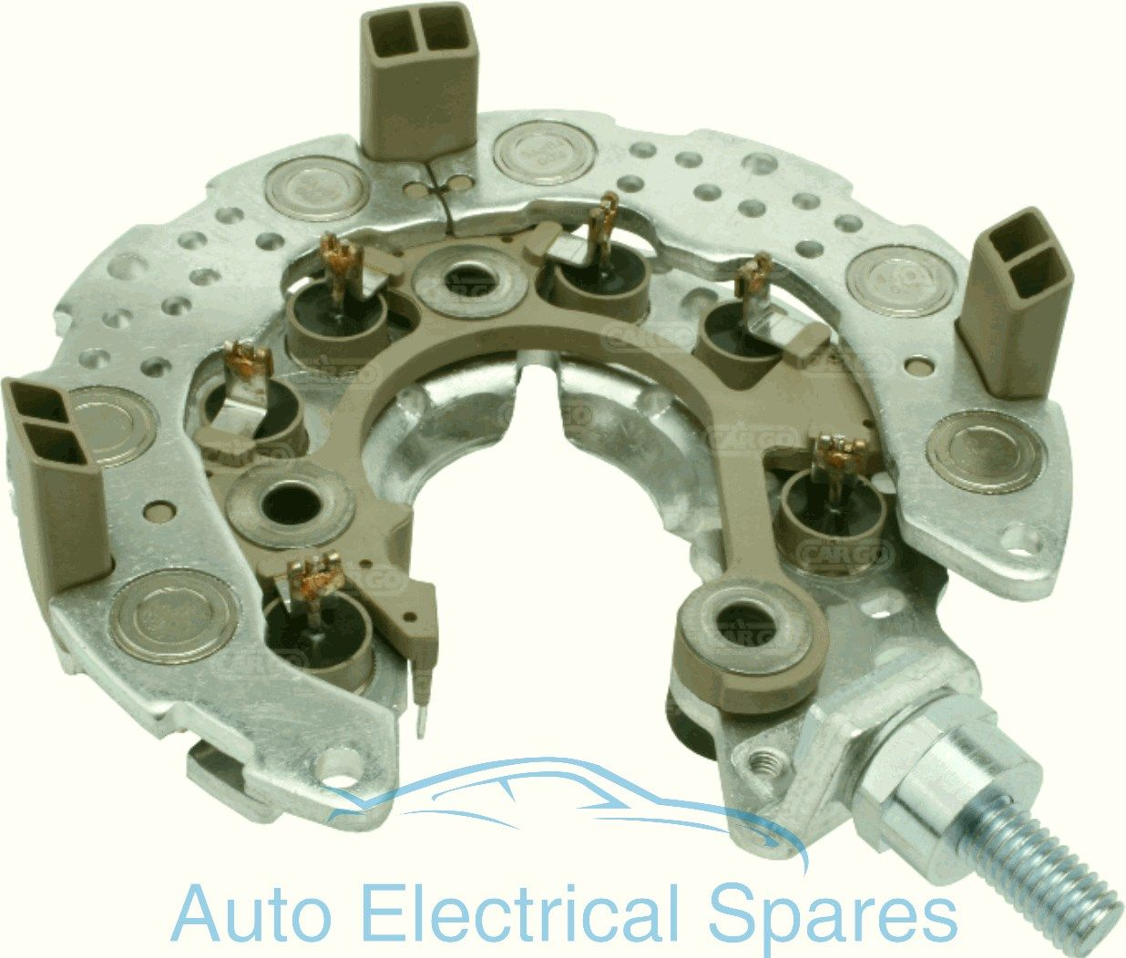 ford alternator diode testing 40 hp johnson outboard parts diagram 237607 rectifier replaces denso