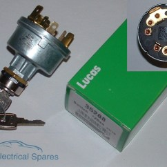 Wiring Diagram For Lucas Ignition Switch Daisy Chain 3 Wire Range Fan