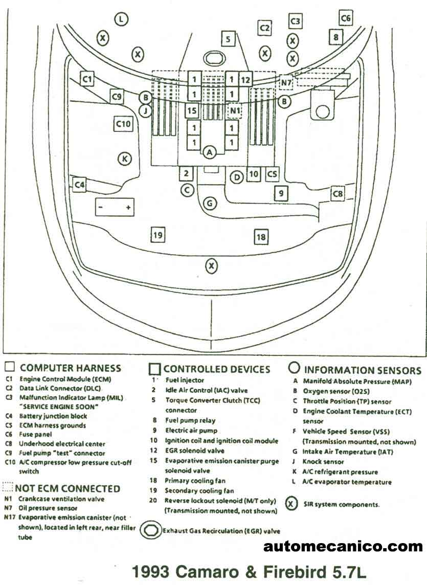 hight resolution of gfci wiring to multiple outlets diagram pdf 74kb images frompo chevrolet beretta 2 2 1994 auto